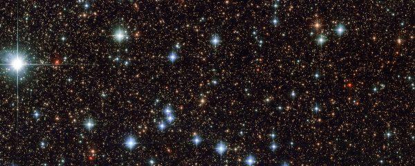 Star Field, adapted from image at nasa.gov