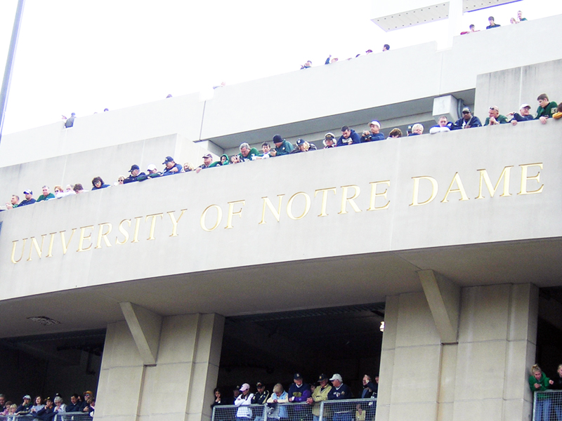 13955c7958f Notre Dame Football – Irish Update