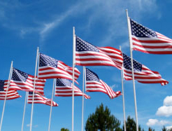 U.S. Flags file photo