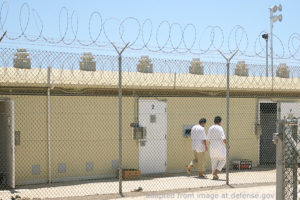 Guantanmo Bay Detainees file photo