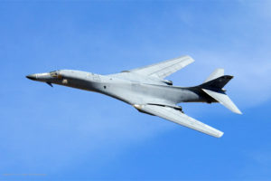 B-1 Bomber File Photo