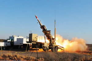 Patriot Missile File Photo