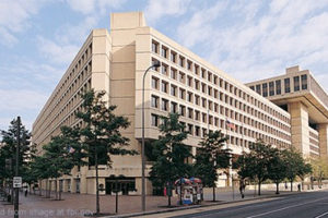 FBI Building file photo