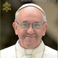Pope Francis File Photo, Adapted From Image