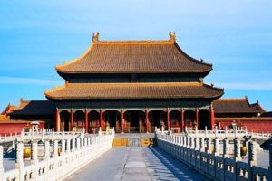File Photo of Forbidden City in Beijing, adapted from image at lbl.gov